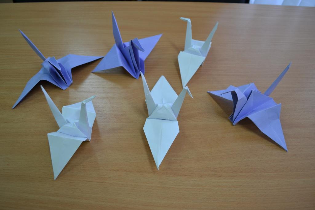 Японские оригами поделки из бумаги 29